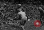 Image of United States 87th Chemical Mortar Battalion Carentan France, 1944, second 46 stock footage video 65675051322