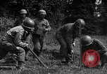 Image of United States 87th Chemical Mortar Battalion Carentan France, 1944, second 48 stock footage video 65675051322