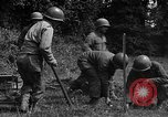 Image of United States 87th Chemical Mortar Battalion Carentan France, 1944, second 49 stock footage video 65675051322
