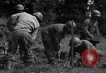 Image of United States 87th Chemical Mortar Battalion Carentan France, 1944, second 50 stock footage video 65675051322