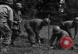 Image of United States 87th Chemical Mortar Battalion Carentan France, 1944, second 51 stock footage video 65675051322