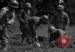 Image of United States 87th Chemical Mortar Battalion Carentan France, 1944, second 52 stock footage video 65675051322