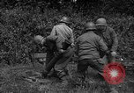 Image of United States 87th Chemical Mortar Battalion Carentan France, 1944, second 57 stock footage video 65675051322