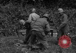 Image of United States 87th Chemical Mortar Battalion Carentan France, 1944, second 58 stock footage video 65675051322
