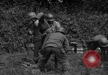 Image of United States 87th Chemical Mortar Battalion Carentan France, 1944, second 59 stock footage video 65675051322