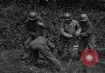 Image of United States 87th Chemical Mortar Battalion Carentan France, 1944, second 61 stock footage video 65675051322