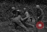 Image of United States 87th Chemical Mortar Battalion Carentan France, 1944, second 62 stock footage video 65675051322