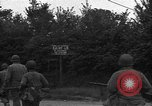 Image of United States 35th Infantry Division Saint Lo France, 1944, second 10 stock footage video 65675051327