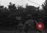 Image of United States 35th Infantry Division Saint Lo France, 1944, second 15 stock footage video 65675051327