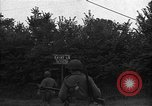 Image of United States 35th Infantry Division Saint Lo France, 1944, second 16 stock footage video 65675051327