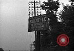 Image of United States 35th Infantry Division Saint Lo France, 1944, second 22 stock footage video 65675051327