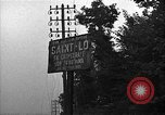 Image of United States 35th Infantry Division Saint Lo France, 1944, second 28 stock footage video 65675051327