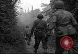 Image of United States 35th Infantry Division Saint Lo France, 1944, second 15 stock footage video 65675051328
