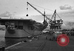 Image of United States ship Bataan San Diego California USA, 1950, second 26 stock footage video 65675051335