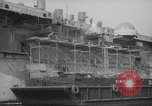 Image of United States ship Langley Philadelphia Pennsylvania USA, 1951, second 19 stock footage video 65675051349