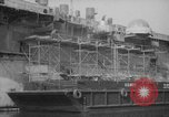 Image of United States ship Langley Philadelphia Pennsylvania USA, 1951, second 20 stock footage video 65675051349