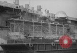 Image of United States ship Langley Philadelphia Pennsylvania USA, 1951, second 21 stock footage video 65675051349