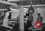 Image of speed punching bag Pacific Ocean, 1954, second 7 stock footage video 65675051353