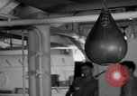 Image of speed punching bag Pacific Ocean, 1954, second 21 stock footage video 65675051353