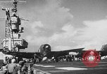 Image of Atomic bomb testing on USS Independence CVL-22 Pacific Ocean, 1951, second 47 stock footage video 65675051356