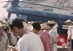 Image of Mexican people Tampico Mexico, 1955, second 5 stock footage video 65675051359