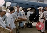 Image of Mexican people Tampico Mexico, 1955, second 18 stock footage video 65675051359