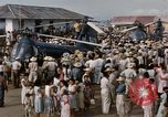 Image of Mexican people Tampico Mexico, 1955, second 39 stock footage video 65675051359