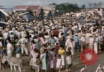 Image of Mexican people Tampico Mexico, 1955, second 47 stock footage video 65675051359