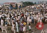 Image of Mexican people Tampico Mexico, 1955, second 48 stock footage video 65675051359
