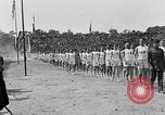 Image of Inter Allied games Paris France, 1919, second 32 stock footage video 65675051365