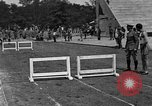 Image of Inter Allied games Paris France, 1919, second 3 stock footage video 65675051367