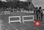 Image of Inter Allied games Paris France, 1919, second 5 stock footage video 65675051367