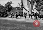 Image of Allied troops Joinville Le Pont France, 1919, second 5 stock footage video 65675051370