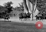 Image of Allied troops Joinville Le Pont France, 1919, second 8 stock footage video 65675051370