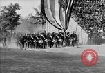 Image of Allied troops Joinville Le Pont France, 1919, second 20 stock footage video 65675051370