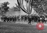 Image of Allied troops Joinville Le Pont France, 1919, second 26 stock footage video 65675051370