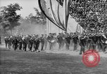 Image of Allied troops Joinville Le Pont France, 1919, second 27 stock footage video 65675051370