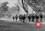 Image of Allied troops Joinville Le Pont France, 1919, second 32 stock footage video 65675051370