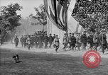 Image of Allied troops Joinville Le Pont France, 1919, second 52 stock footage video 65675051370