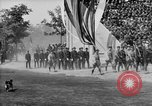 Image of Allied troops Joinville Le Pont France, 1919, second 53 stock footage video 65675051370