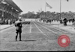 Image of Allied athletes Joinville Le Pont France, 1919, second 5 stock footage video 65675051373