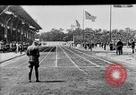 Image of Allied athletes Joinville Le Pont France, 1919, second 7 stock footage video 65675051373