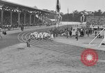 Image of Allied athletes Joinville Le Pont France, 1919, second 25 stock footage video 65675051373