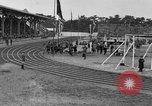 Image of Allied athletes Joinville Le Pont France, 1919, second 30 stock footage video 65675051373