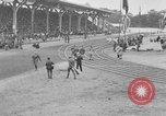 Image of Allied athletes Joinville Le Pont France, 1919, second 50 stock footage video 65675051373