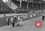 Image of Allied athletes Joinville Le Pont France, 1919, second 59 stock footage video 65675051373