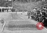 Image of Allied athletes Joinville Le Pont France, 1919, second 19 stock footage video 65675051374
