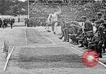 Image of Allied athletes Joinville Le Pont France, 1919, second 21 stock footage video 65675051374