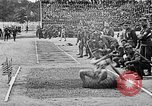 Image of Allied athletes Joinville Le Pont France, 1919, second 22 stock footage video 65675051374