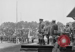 Image of American flag Joinville Le Pont France, 1919, second 33 stock footage video 65675051378